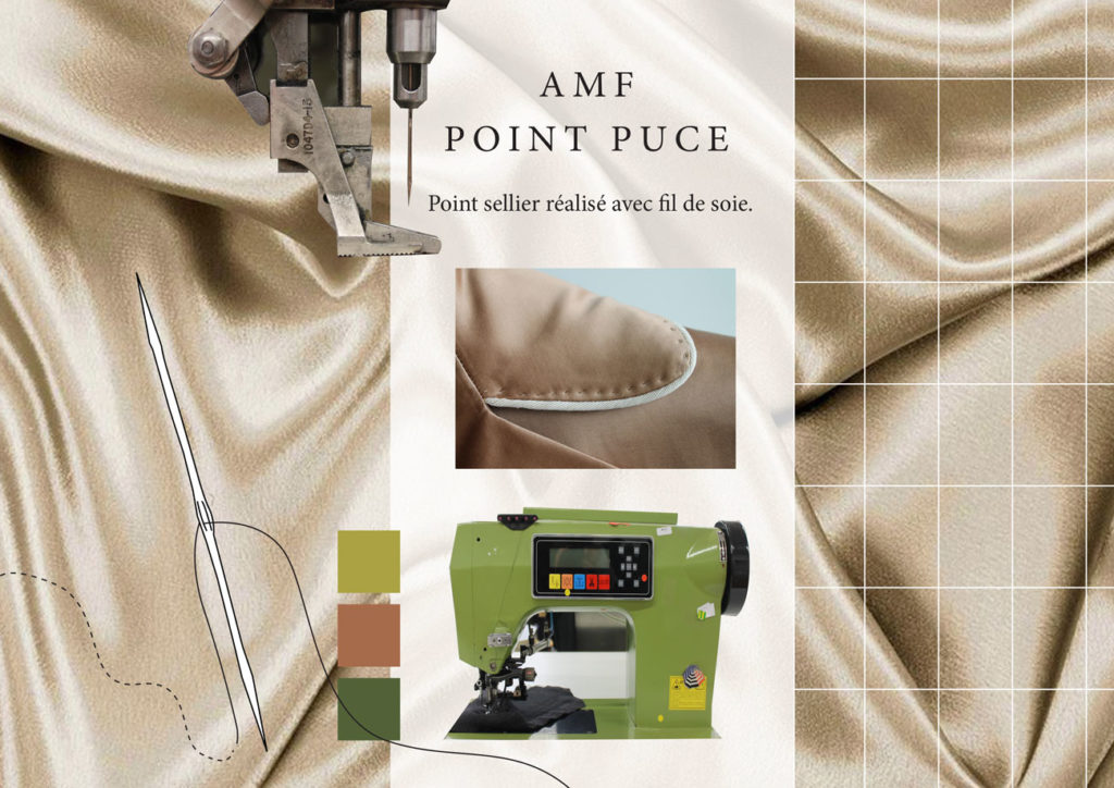 AMF point puce